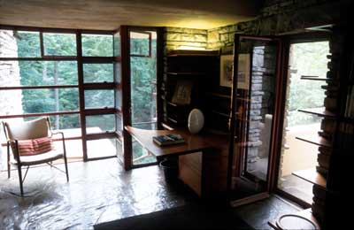 Fallingwater Tour Organic House Designed By Architect